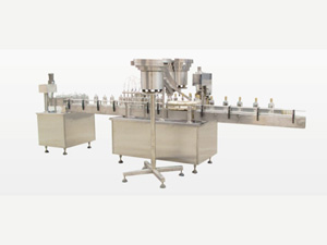 Alcohol Filling Line