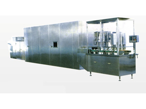 GMP Oral Liquid Filling Line