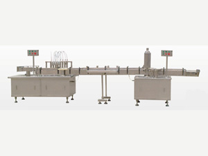 Spray Liquid Filling and Sealing Machine