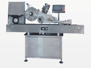Horizontal Adhesive Labeling Machine